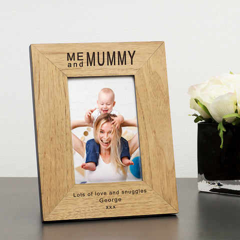 Me and Mummy Photo Frame