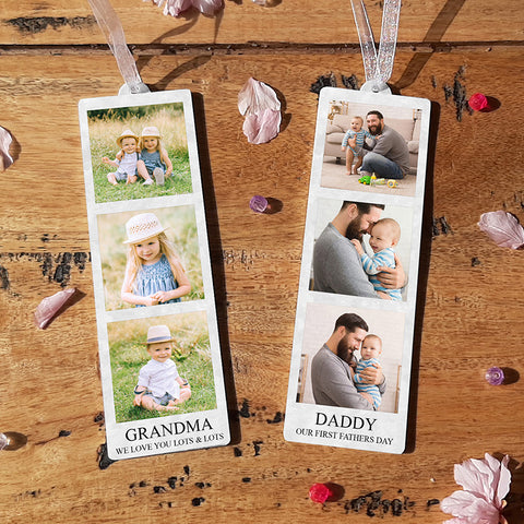 HANGING PHOTO TOKEN  - SOMEONE SPECIAL