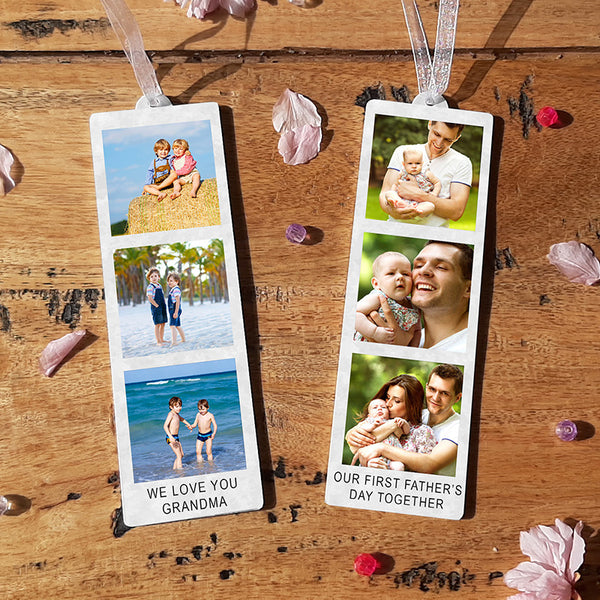 HANGING PHOTO TOKEN  - ANY MESSAGE