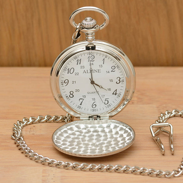 Father of the Bride / Groom Pocket Watch