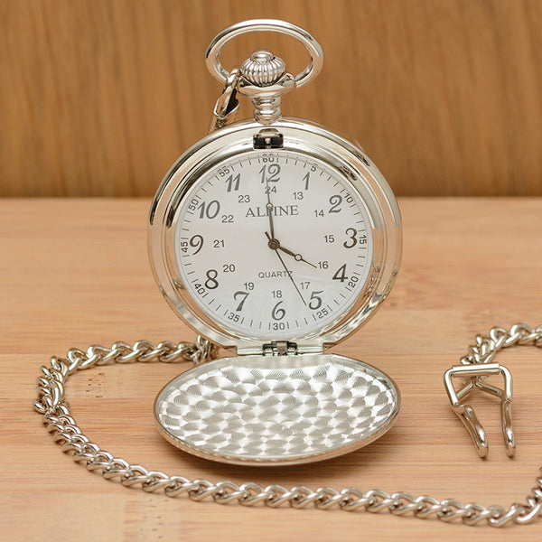 Of all the Walks...Pocket Watch