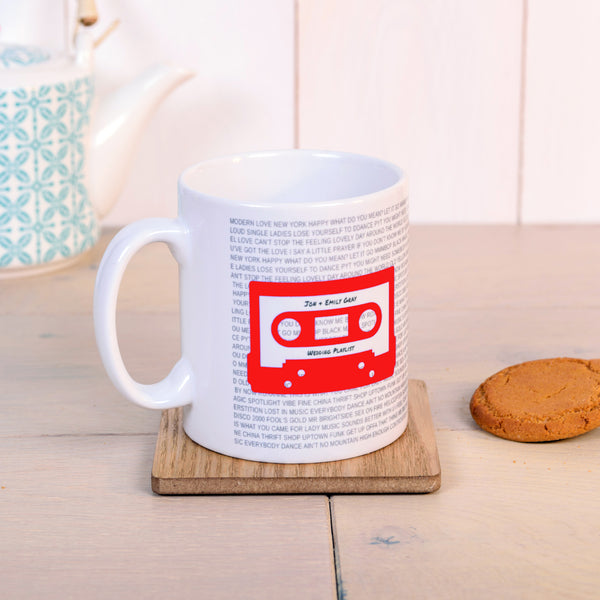 Mixtape / Playlist Mug