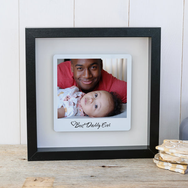 Best Dad / Grandad Ever Box Frame