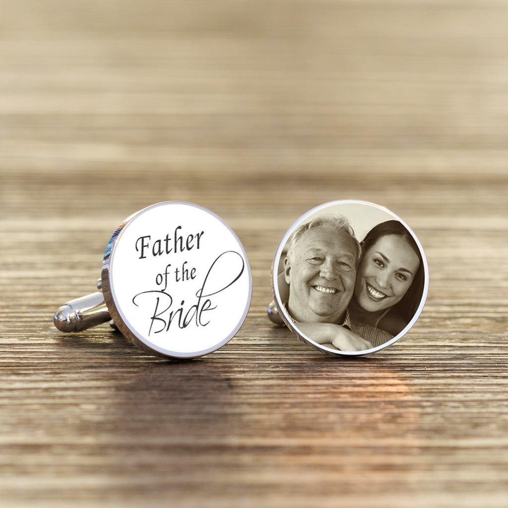 Father of the Bride or Groom Wedding Cufflinks | With Love From ...