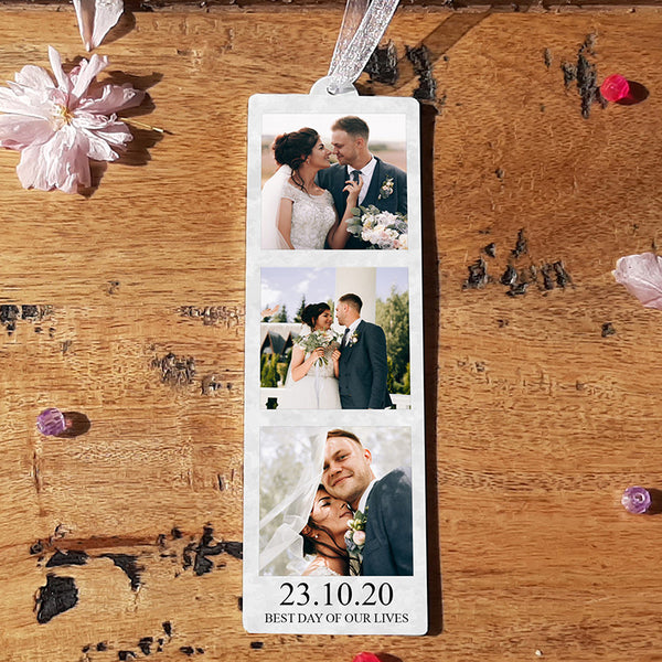 HANGING PHOTO TOKEN  - SPECIAL DATE