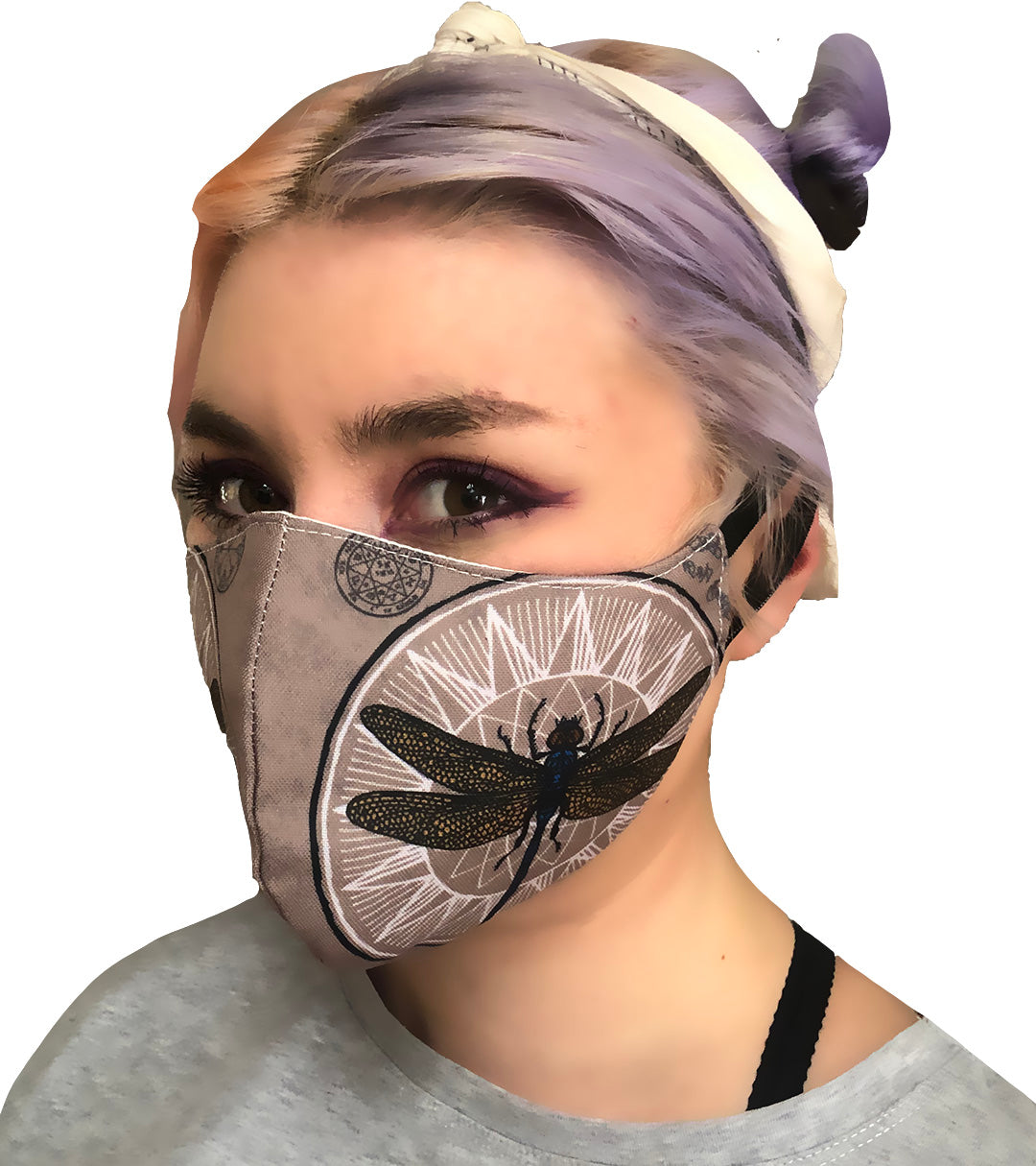 MASK DRAGONFLY 3PLY