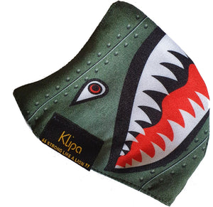 Mask 3-ply Shark (1)