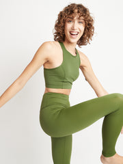 Spinach Classic Hi-Rise Legging - 100% Recycled