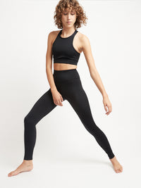 Carbon Classic Hi-Rise Legging - 100% Recycled