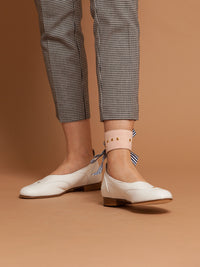Suede Ankle Cuff - Licia Florio