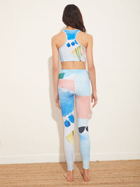 C. Hi-Rise Legging - Molly van Amerongen