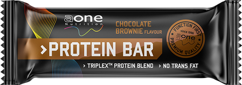 32 % protein  bar chocolate brownie flavour
