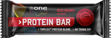 aone 32% PROTEIN BAR red berry