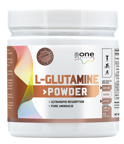 L-Glutamine > Powder