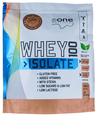 Whey 100>Isolate
