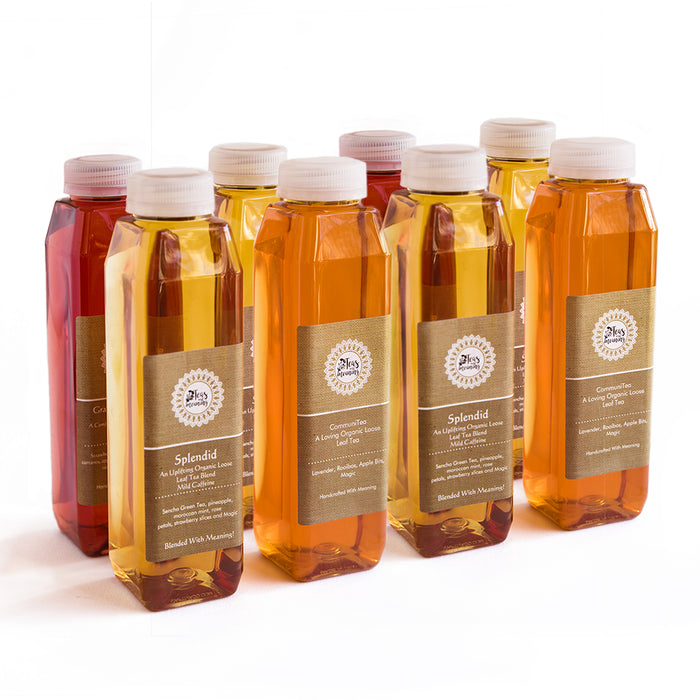 Case of 8 Bottled Tea Blends