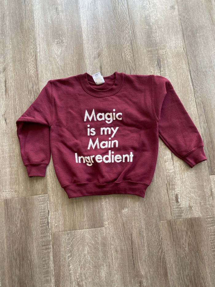 KIDS: Magic is my Main Ingredient