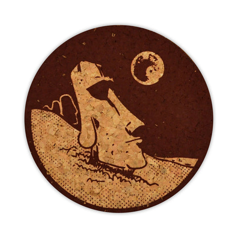 Moon Safari CORK COASTERS
