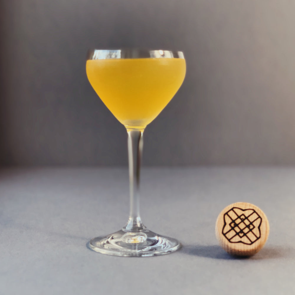 The Teapot Bees Knees Gin Cocktail