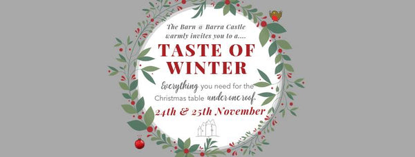 Barra Taste of Winter