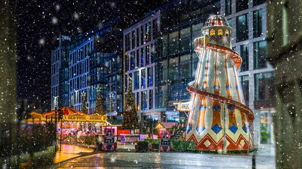 Aberdeen Christmas Village
