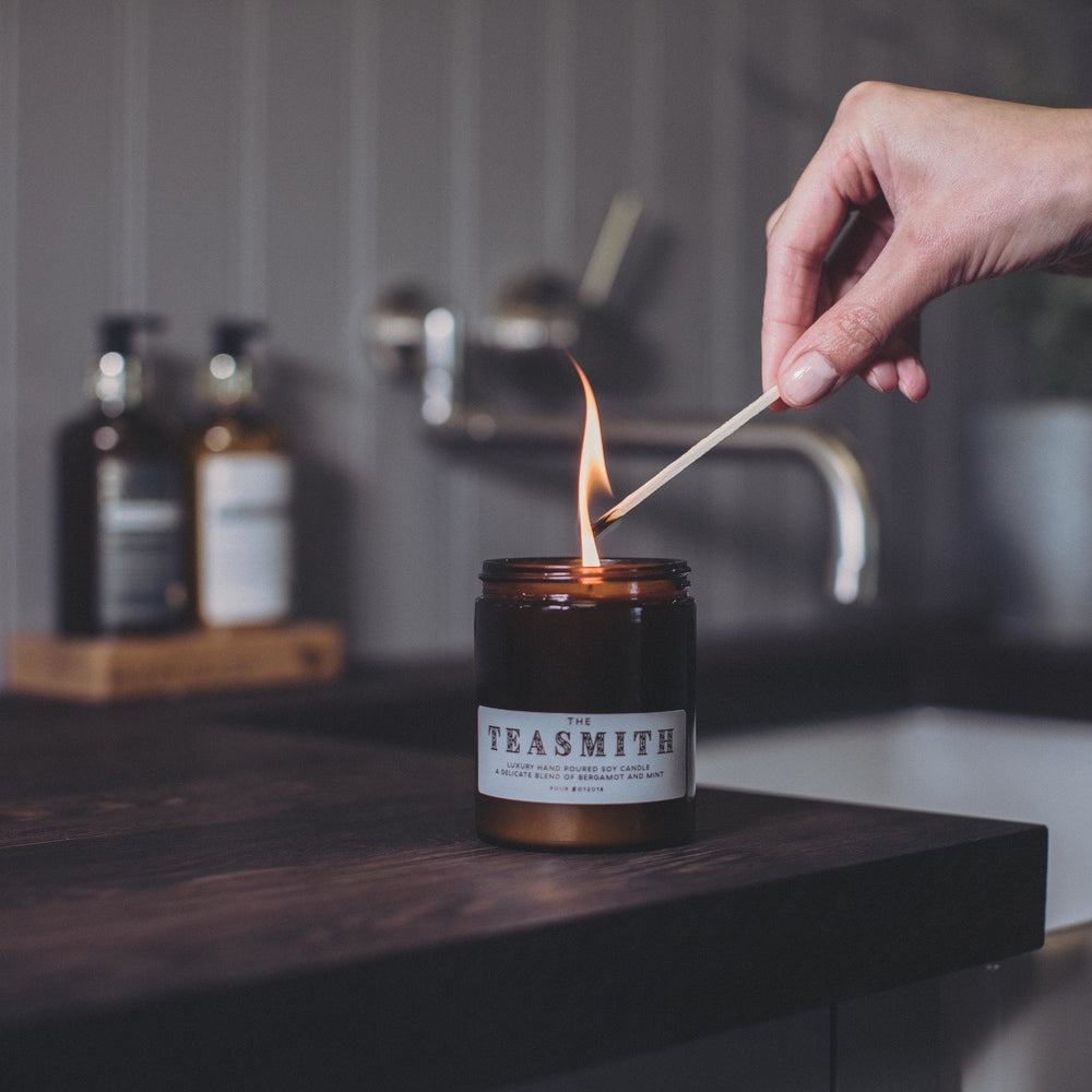 The Teasmith Candle