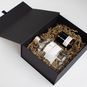 The Teasmith Gin Gift Set with candle