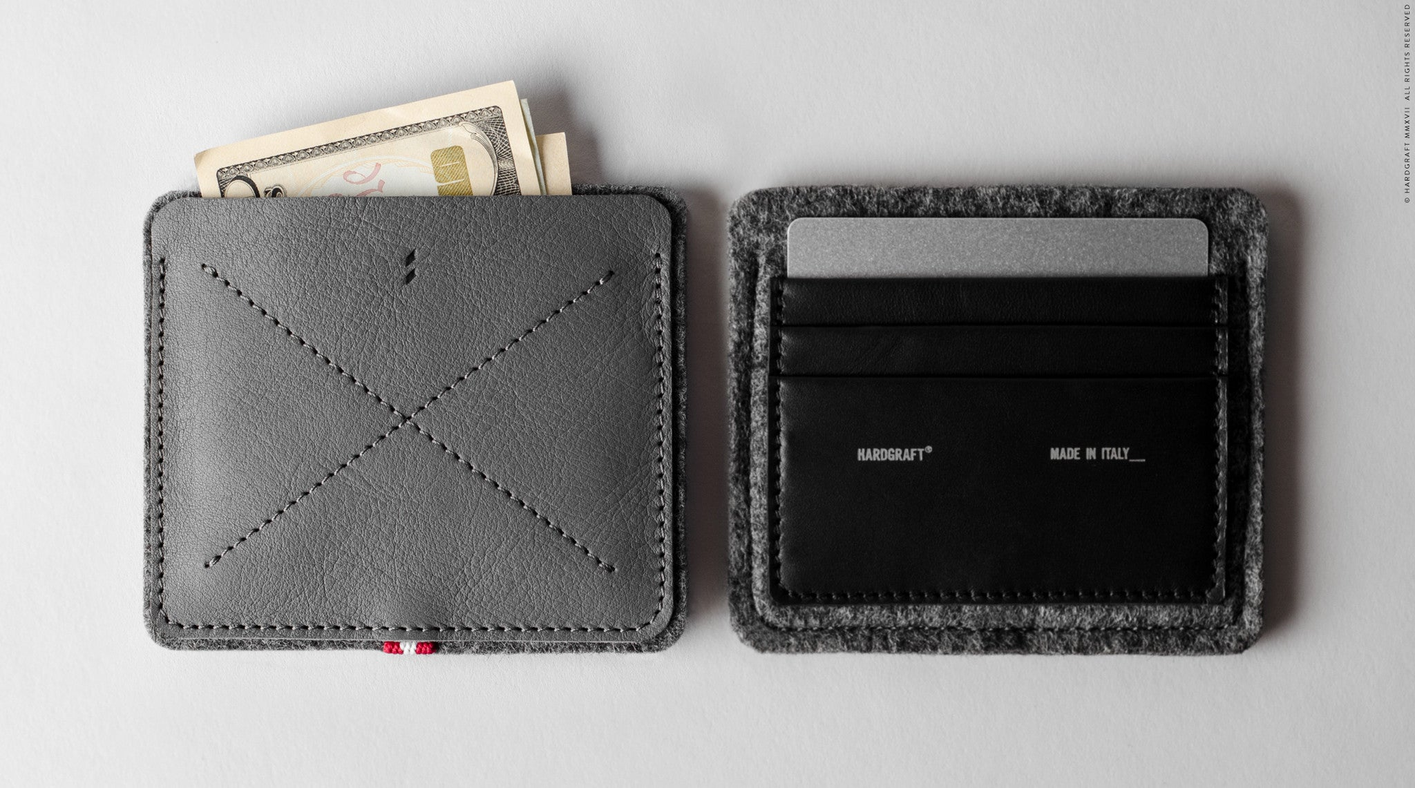 No Fold Wallet . Neutral