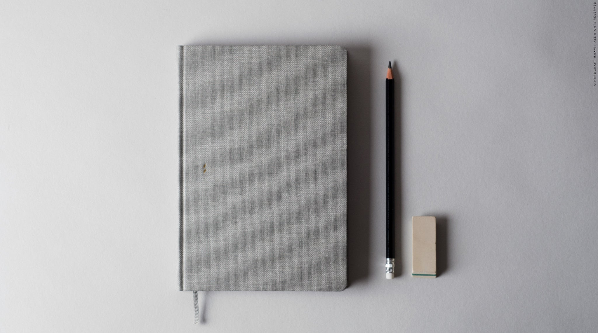 Notebook . Marl Grey