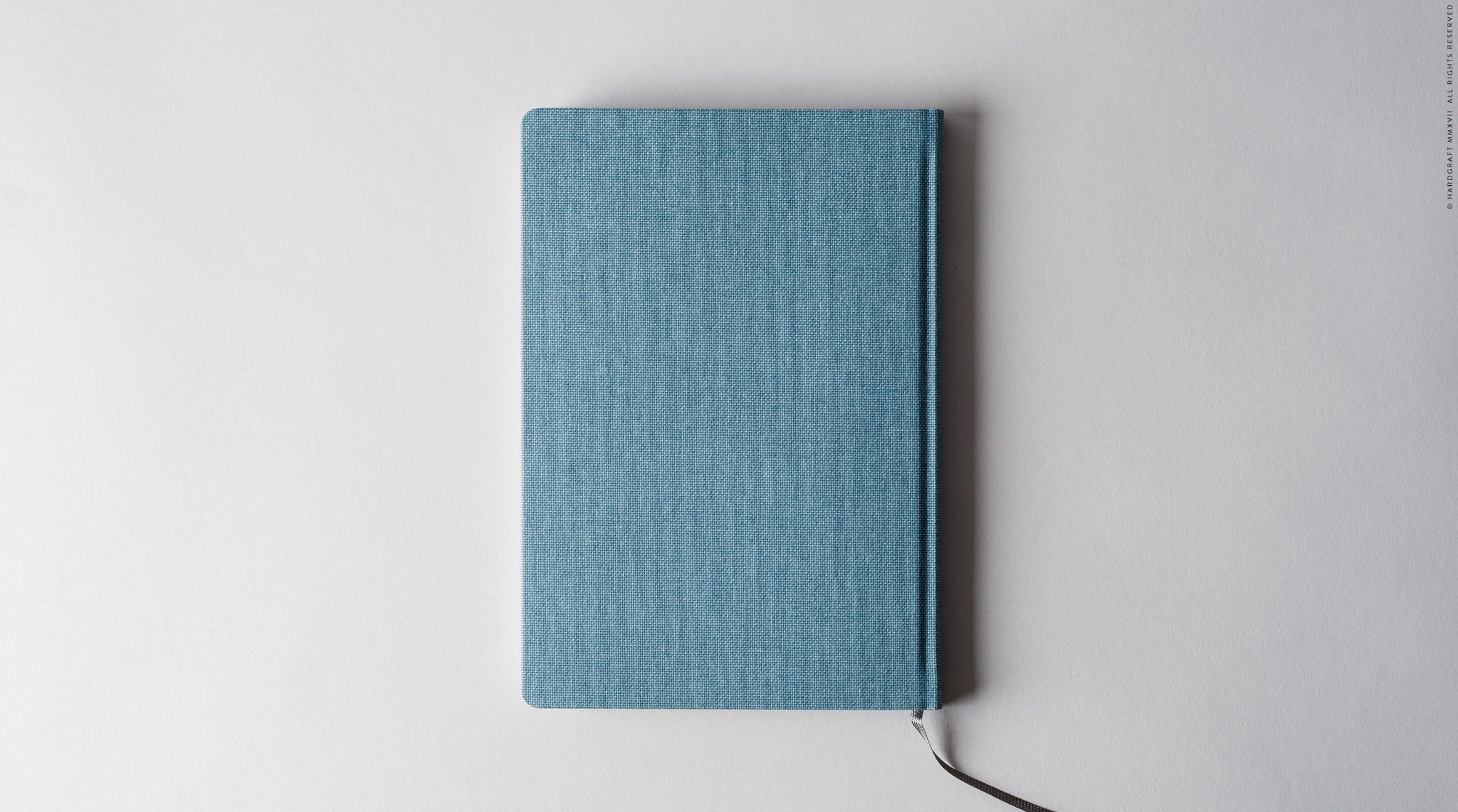 Notebook . Marl Blue