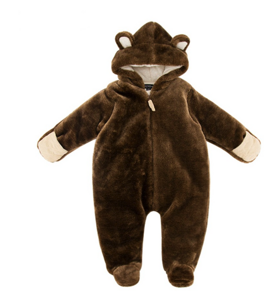 Original Georgie Bear Baby Winteranzug - Georgie Bear Baby