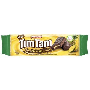 Arnott's Tim Tam Chocolate Biscuits (Made in Australia) (Choc Pineapple)