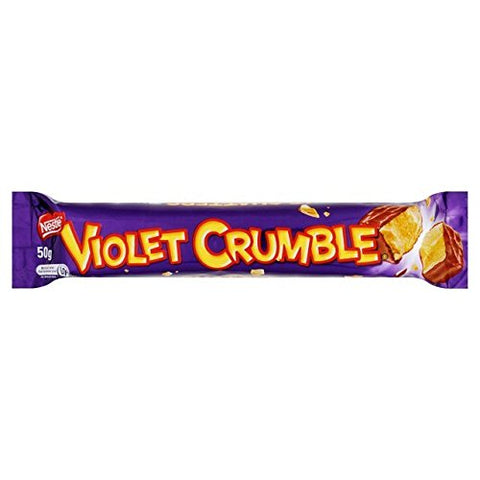 Violet Crumble Bars (6 Pack) | Made in Australia | Imported from Australia
