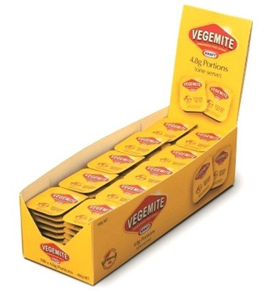 Kraft Vegemite Portions 4.8g x 90