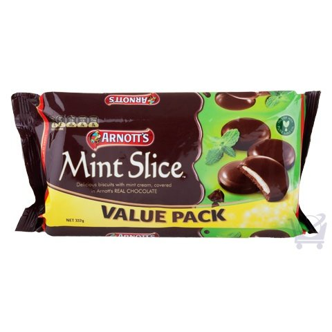 Arnott's Mint Slice (Value Pack) 337g