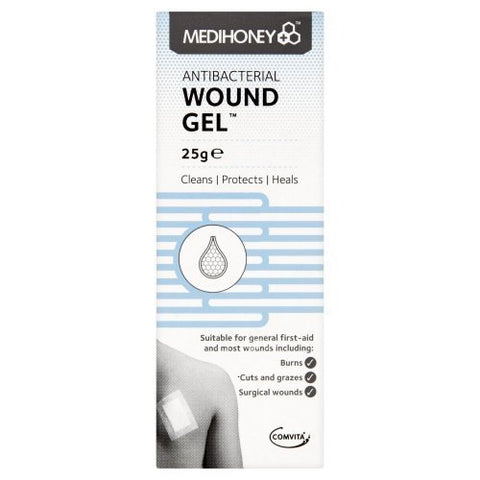 Medihoney - Antibacterial Wound Gel | 25g by Medihoney
