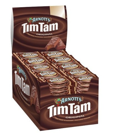 Arnott's Original Tim Tam Individually Wrapped 60 Pack