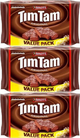 Arnott's Tim Tam Original 330g (Three Pack) (Made in Australia)