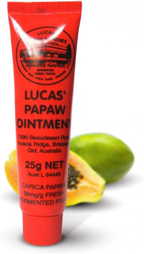Lucas' Papaw Ointment 25g, 2 Pack