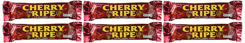 Cherry Ripe Bar (6 Pack)