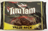 Arnott's Tim Tam Dark Chocolate Value Pack 330g