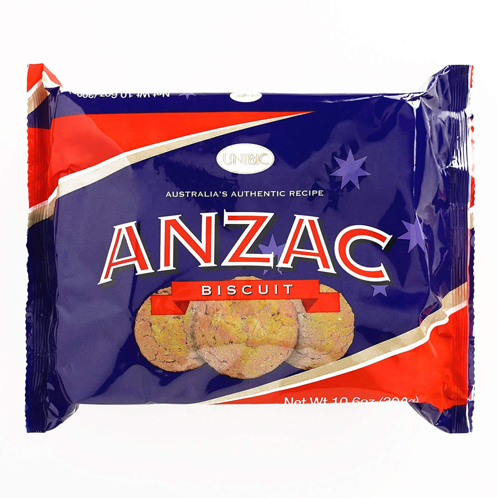 Unibic Anzac Biscuits 12-Pack 10.6 oz each (1 Item Per Order, not per case)