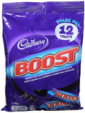 Cadbury Australia Boost Share Pack 180gm