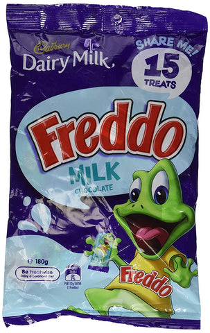 Cadbury Freddo Frog Share Pack 180g 15 pcs