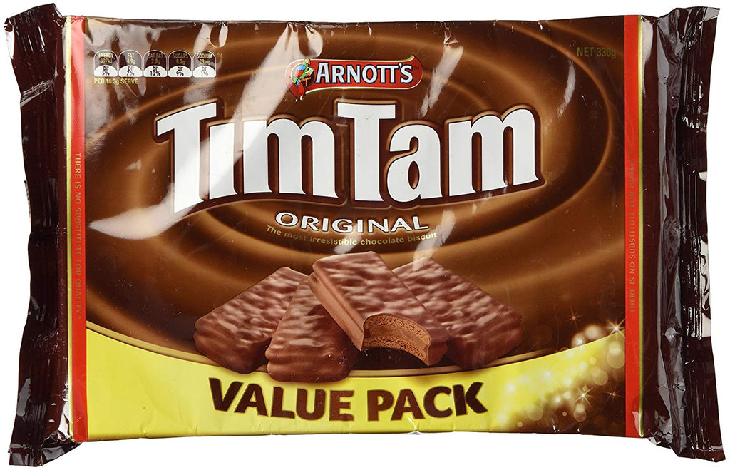 Arnott's Tim Tam Chocolate Biscuits (Made in Australia)
