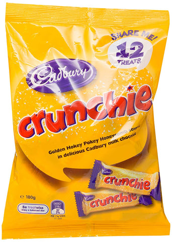 Cadbury Crunchie 216g