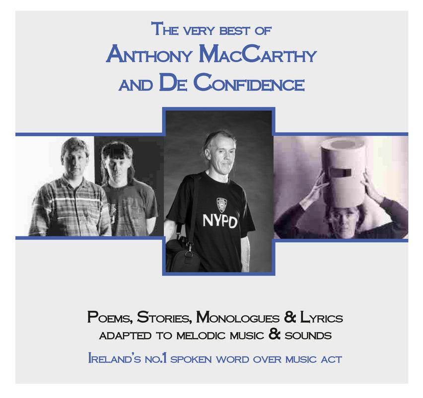 <i>The Very Best Of Anthony MacCarthy and De Confidence</i> (Album)