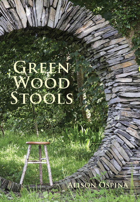 <i>Green Wood Stools</i> <br> Alison Ospina