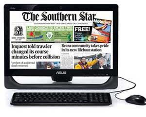 <i>The Southern Star</i> Digital Subscription