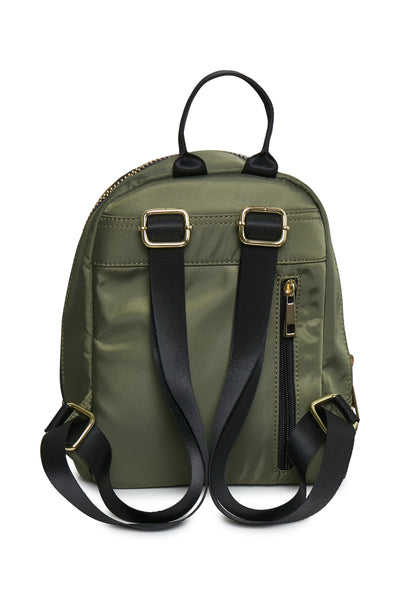 DonnaKB BackPack Dark Olive - Welike